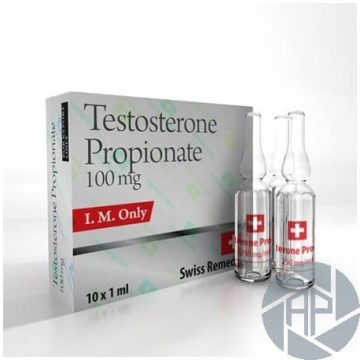 Testosterone Propionate Swiss Remedies