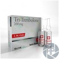 Tri Trenbolone 200mg Swiss Remedies