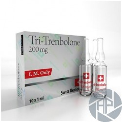 Tri Trenbolone 200mg Swiss Remedies