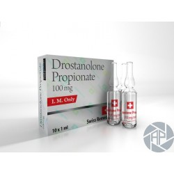 Drostanolone Propionate 100mg Swiss Remedies