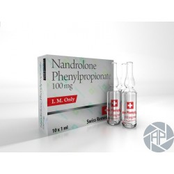Nandrolone Phenylpropionate 100mg Swiss Remedies