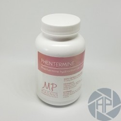 Phentermine 37,5mg - 30 tabs
