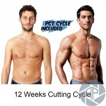 12 WEEKS BEGINNER CUTTING CYCLE