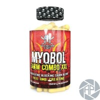 WARRIOR LABS MYOBOL SARM COMBO XXL